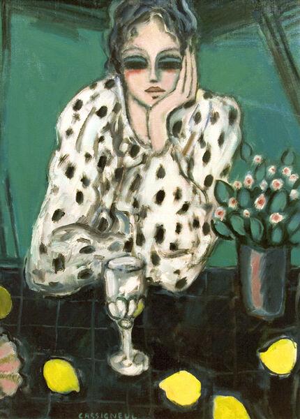 Jean-Pierre Cassigneul, 'Les Citrons', 1971