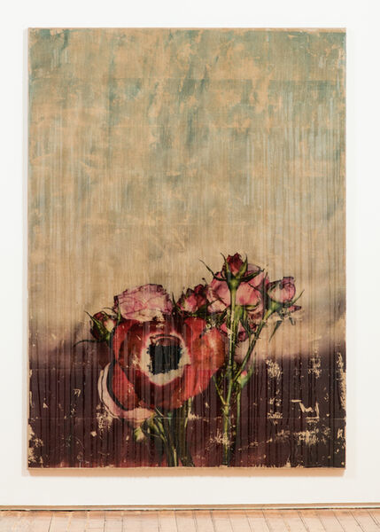 Parker Ito, 'February 25th 2016 (Olivia's bouquet)', 2016