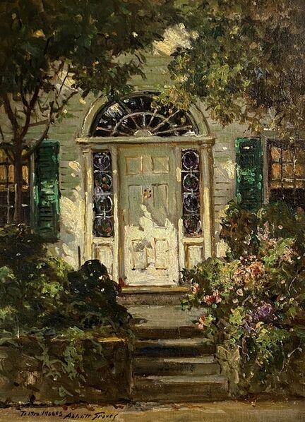 Abbott Fuller Graves, 'Doorway, Ogunquit, Maine', ca. 1925