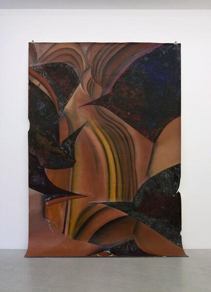Kerstin Brätsch, 'Untitled (from the Psychics series)', 2008