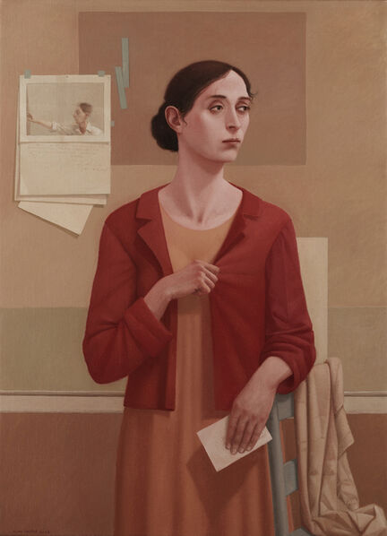 Alan Feltus, 'The Red Jacket', 2008