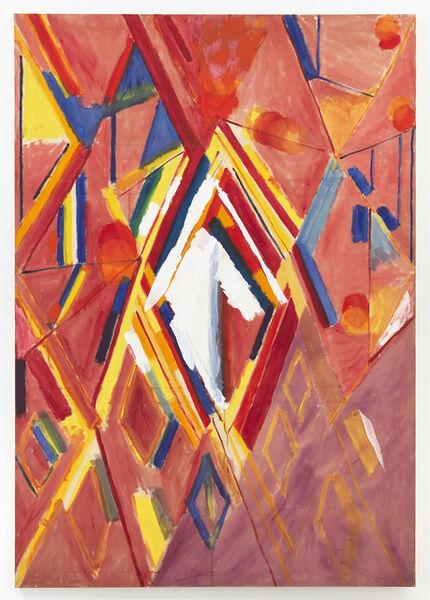 Kimber Smith, 'KUP'S WHITE DIAMOND', 1970