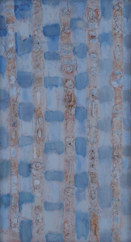 Ralph Wickiser, 'Compassion Theme - The Nail', 1952-1954, Painting, Oil on linen, Walter Wickiser Gallery
