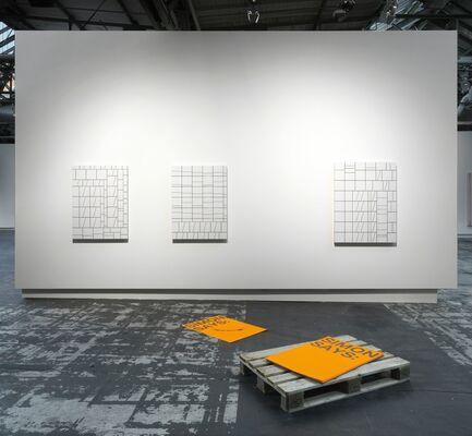 DITTRICH & SCHLECHTRIEM at abc berlin Contemporary 2016, installation view