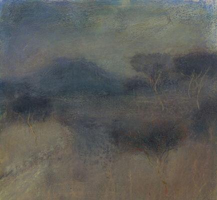 Lightfall - New paintings by Nicholas Herbert, installation view