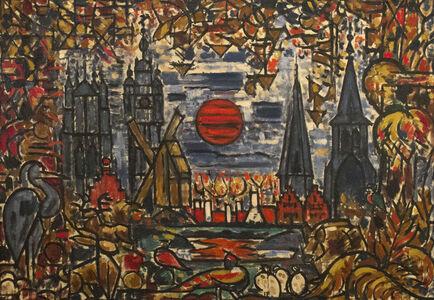 Marcel Gromaire, 'Autumn', 1940