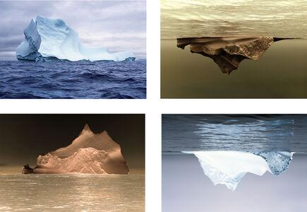 Iñigo Manglano-Ovalle, 'Single Iceberg (two by two)', 2015