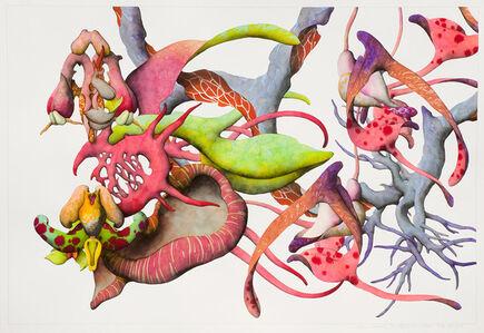 Miron Schmuckle, 'The strife of love in a dream – Folio V', 2013