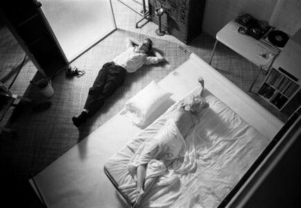 Douglas Kirkland, 'Marilyn Monroe with Douglas', 1961
