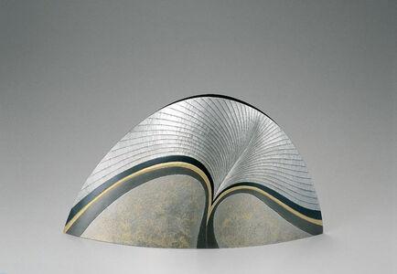 Otsuki Masako, 'Silver Vase Kō (The Pleiades)', 2007