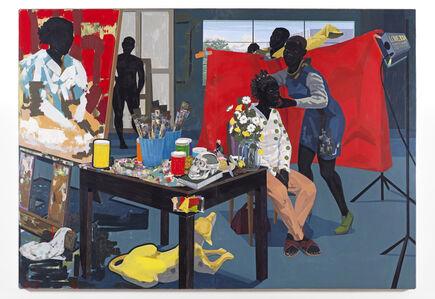 Kerry James Marshall, 'Untitled (Studio)', 2014