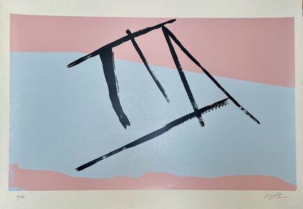 Michael Steiner (b. 1945), 'Silkscreen 97/160', 1981