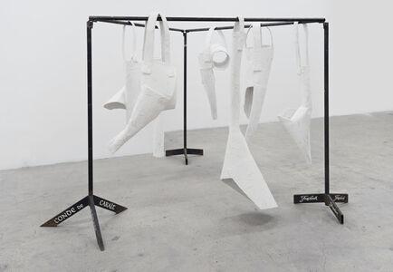 Miguel Ybáñez, 'Trompetas para escuchar un silencio magnético', 2018