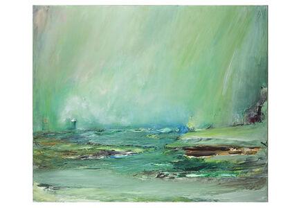 Anne Hefer, 'Übergang', 2010