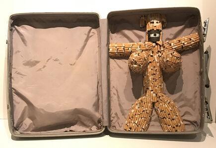 Al Hansen, 'Suitcase Venus', 1990-91