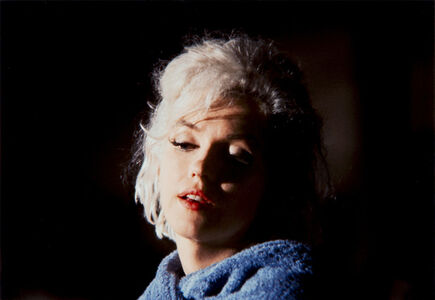 Lawrence Schiller, 'Marilyn Monroe (large): Color 3 Frame 6', 1962