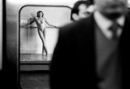 Cassio Vasconcellos, 'Metro #1', 1987