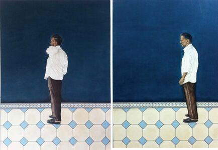 Desmond Lazaro, 'Waiting Looking', 2011