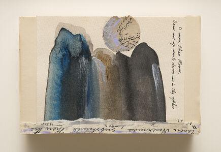 Lenore Tawney, 'Untitled (Moon)', 1984