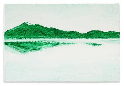 Axel Kasseboehmer, 'Walchensee, Nr. 92', 2012