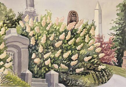 Susan Greenstein, 'Greenwood Flowers', 2020