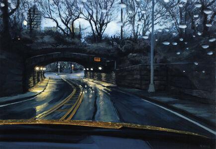 Karen Woods, 'Dawn in Central Park 1'