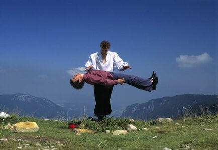 Gianni Motti, 'Levitation', 1995