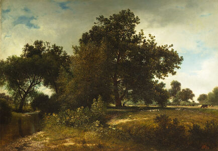 David Johnson, 'Pompton, New Jersey', 1879