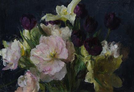 Michael Klein, 'Garden Tulips', 2019
