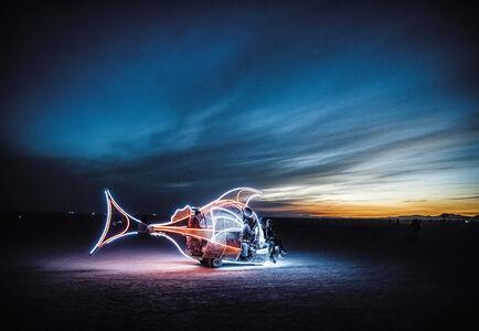 Marek Musil, '#4 Dust And Light', 2016