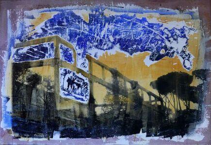 Andrea Capanna, 'Urban Ruins 11', 2019