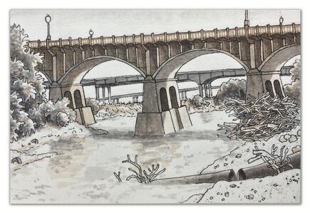 Brad Ford Smith, 'House Street Viaduct', 2021
