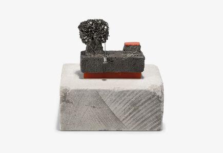 Sharon Que, 'Vermilion Plateau ', 2017