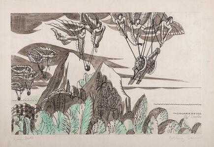 Edward Bawden, 'Fetching Cannons', 1903-1989