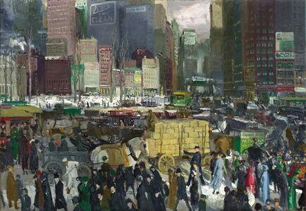 George Wesley Bellows, 'New York', 1911
