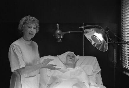 Robert Levin, 'Andy Warhol with Janet Sartin Getting Facial, 1981', 2015