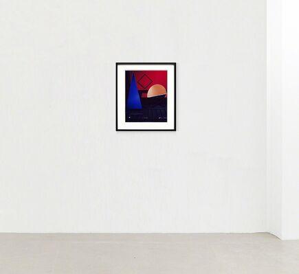 Kadel Willborn at Art Basel 2017, installation view
