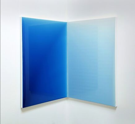 Kevin Fey:  Double Resolve, installation view