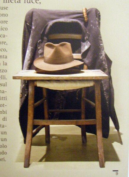 Andrea Facco, 'Morandi's chair', 2008