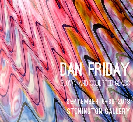 Dan Friday: Solo Exhibition, installation view