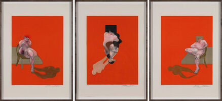 Francis Bacon, 'Triptych 1983', 1983