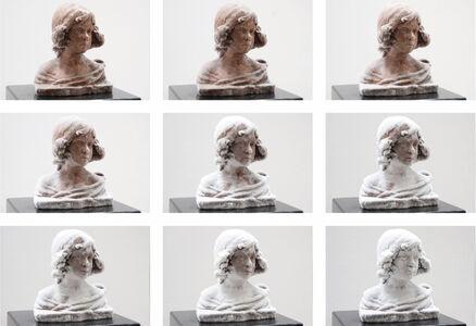 Juan Carlos Delgado, 'Classic Bust', 2011