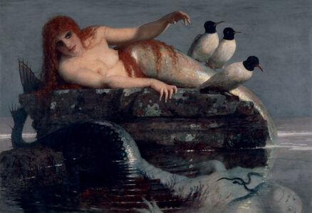 Arnold Böcklin, 'Meeresstille', 1886/1887