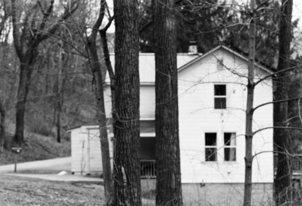 Seton Smith, 'Two Tress Before House', 2012