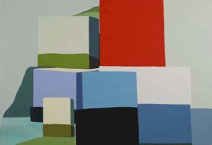 Louise Belcourt, 'Mound #16', 2012