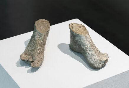 Heidi Schwegler, 'Athazagoraphobia', 2018