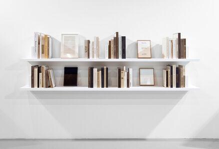 Almudena Lobera, 'Serie Lectura Superficial', 2013