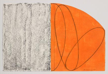Robert Mangold (b.1937), 'Untitled', 1997