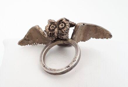 Stephan Bircher, 'OWL - ring', 2019