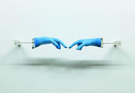 Anri Sala, 'Title Suspended (Sky Blue)', 2008